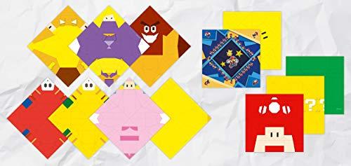 Paper Mario - Set aus Origami Papier