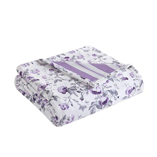 Laura Ashley Grace Party Throw Blanket