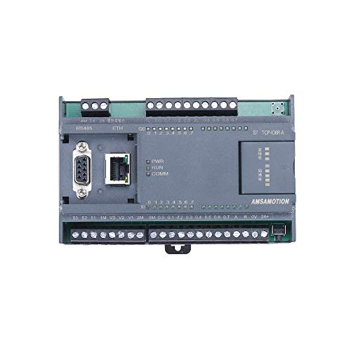S7 TCP-IO8R-A RTU Expandir módulo de relé 8'-8out analógico...
