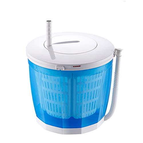 Wasmachine Eco draagbaar | handslinger | mini-slaapzak, wastafel voor badkuip, camping | reinigen, spoelen en centrifugeren