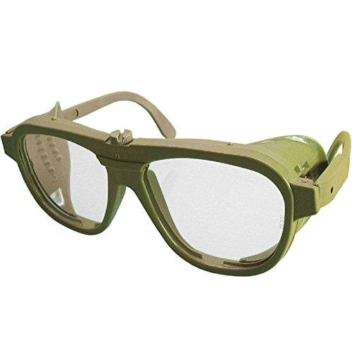 HaWe occhiali di protezione verst-FR, 900.03esempio incolore/SPL