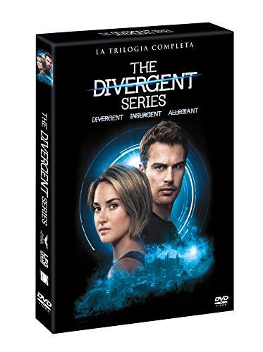 The Divergent Series New Edt. (Box 5 Dv)
