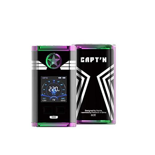 Vaptio Capt'n MOD 220W Cigarrillo electrónico mod
