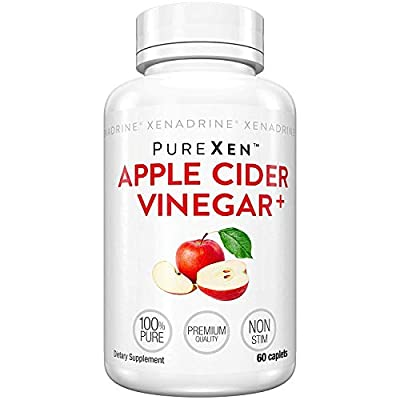 Xenadrine Purexen Apple Cider Vinegar