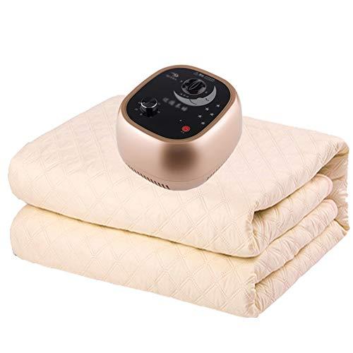 Huyp Verwarmingsdeken met automatische uitschakeling, matras, thermostaat, type weefsel, goede warmte, warmte-onderbedden