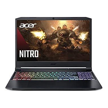 Acer Nitro 5 AN515-45-R7S0 Gaming Laptop | AMD Ryzen 7 5800H Octa-Core CPU | NVIDIA GeForce RTX 3070 Laptop GPU | 15.6…