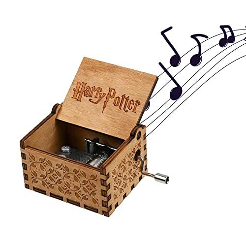 JYUAN 1 caja de música Harry Potter...