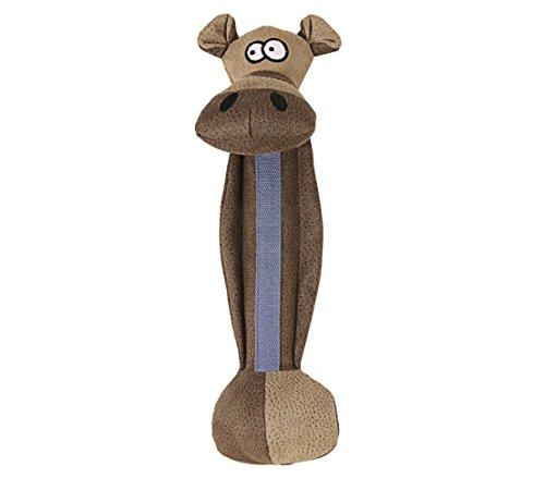 Dehner Hundespielzeug Strong Bull, ca. 35 x 11 cm, Polyester