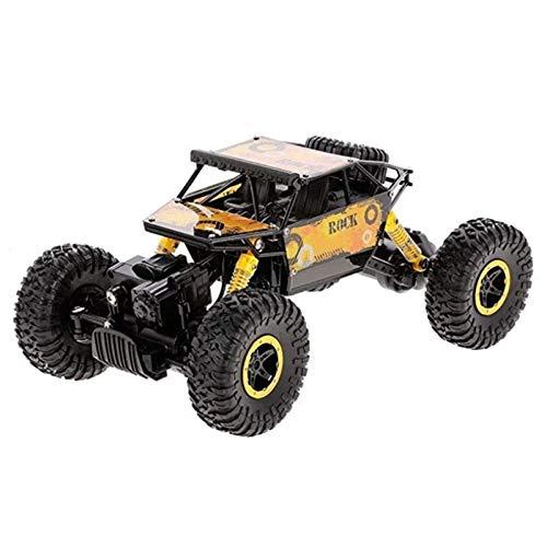 , Campo a través del coche de RC, multi-terreno 4x4 Off Road Niños 01:18 grande de coches de control remoto juguetes, regalo teledirigido del coche controlado de radio de 2,4 GHz monstruo campo a trav