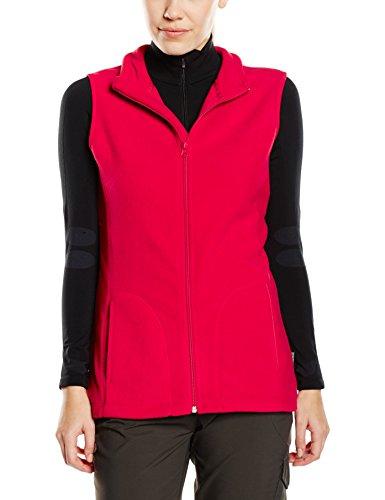 Stedman Apparel Damen Active Fleece Vest/ST5110 Sweatshirt, scharlachrot, 42