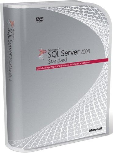 MICROSOFT - 228-08394 - SQL SVR STD 2008