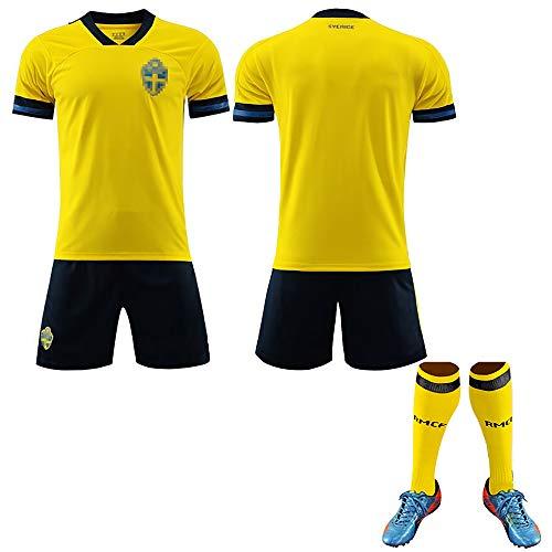 WWLONG 20 Jaar Europese Beker Belgische Voetbal Uniform 10# E.Hasard Voetbal Sportkleding, Volwassen Kinderen Training Suit kan worden aangepast