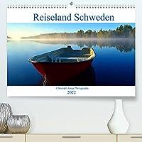 Reiseland Schweden (Premium, hochwertiger DIN A2 Wandkalender 2022, Kunstdruck in Hochglanz): Suedschweden fotografiert in allen Jahreszeiten (Monatskalender, 14 Seiten )