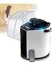 Stoomgenerator, Steam Sauna Steamer (3L), Inclusief Afstandsbediening Steam Sauna Fumigator, Nieuwe Upgrade Is Robuuster En Veiliger
