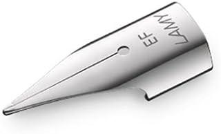 Lamy 凌美 1221153 不锈钢笔头 EF 笔头 Z50 blank 银色