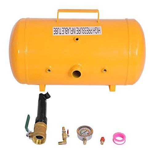 Bomba Inflador Neumático Aire automático de la bomba del compresor, dispositivo para inflar neumáticos 40L
