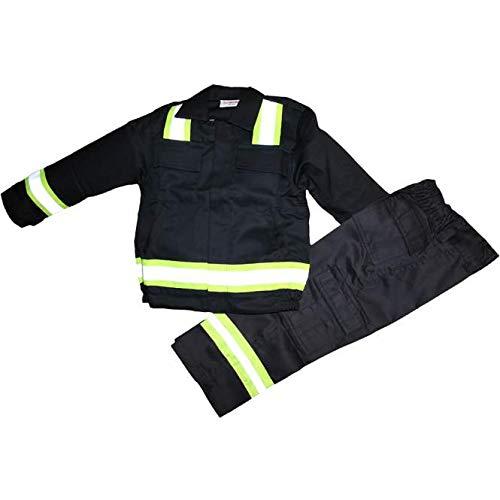 Komplettset Feuerwehranzug Kids 098-104 3-4 Jahre