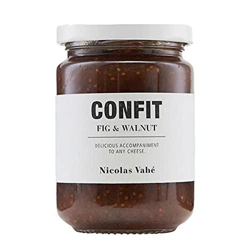 Nicolas Vahé Feigen Confit - Confettura con fico e noce, 170 g