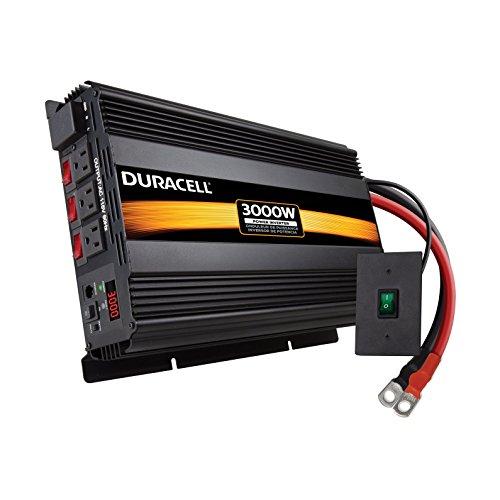 Duracell 3000W High Powered Inverter