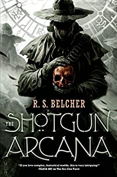 The Shotgun Arcana by R.S. Belcher science fiction book reviews
