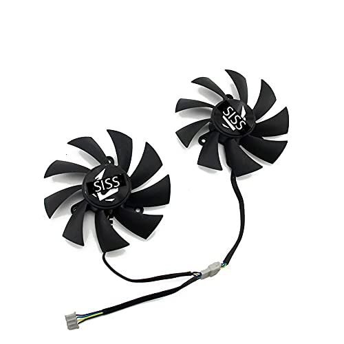 Ventilador para tarjeta gráfica Zotac GeForce RTX 1660ti RTX 2060 2070 Super Mini tarjeta de video tarjeta Cooling GA92A2H