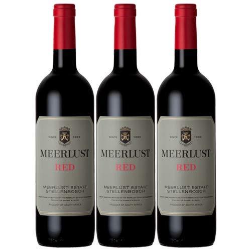 Meerlust Wine Estate Red Cuvée 2013/2014 (3 x 0.75 l)