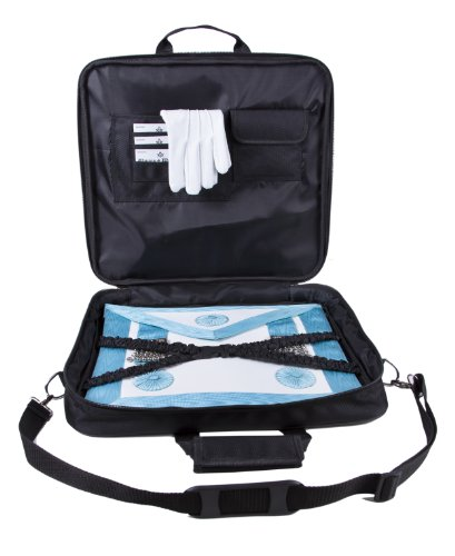 Set codura avec Master Masonic Apron free un paire de gants