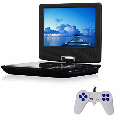 9 In. Portable Multi Media Player