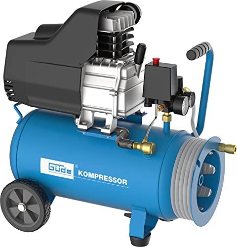 Güde 50127 260/10/24 ST Kompressor-Set...