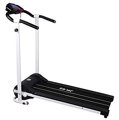 Fit4home F4H JK02 Olympic Motorised Treadmill Running Exercise Machine Fitness Folding treadmill walking machines treadmill running machine by Fit4home
