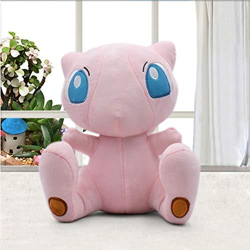 lili-nice Cute Mew Soft Plush Toy Dolls Kawaii PP Algodón Animales Rellenos Peluches Niños Cumpleaños 28Cm