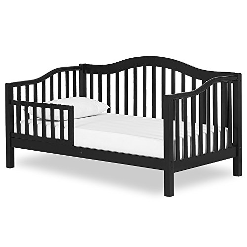 Dream On Me Austin Toddler Day Bed, Black
