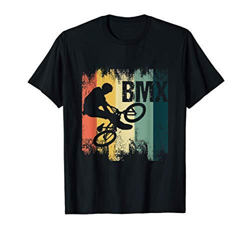 BMX Fahrrad Bike Biker Radsport Fahrradfahrer Rad Geschenk T-Shirt