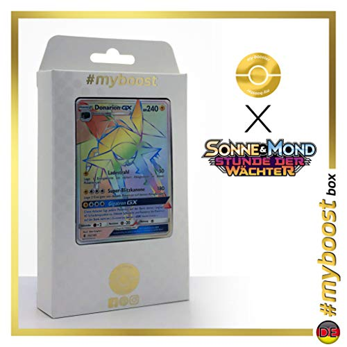 my-booster SM02-DE-152/145 Pokémon Cards image