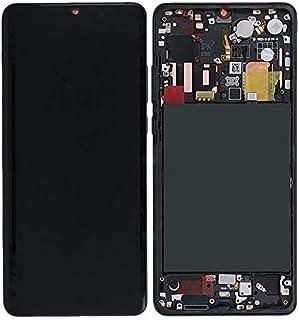 قطعة غيار شاشة Lcd من ريفيكسيت سوداء متوافقة مع هواوي P30 برو