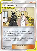 ポケモンカードゲーム PK-S-P-088 シロナ&カトレア