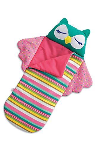 American Girl WellieWishers Night Owl Sleeping Bag