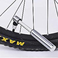 Cong-LL 自転車カバー ホイールアップミニポータブル高強度自転車エアポンプバイクタイヤインフレータスーパーライトアクセサリーMTBロードバイクサイクリングポンプ