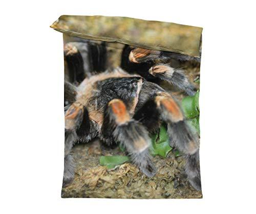 fotobar!style Bettbezug 135 x 200 cm EIN Motiv aus dem Kalender Vogelspinnen (Theraphosidae)