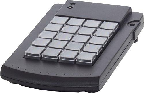 Expertkeys EK-20 frei programmierbare USB Tastatur