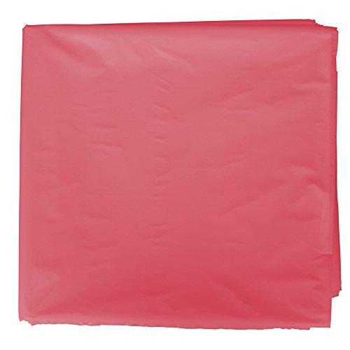 Fixo Kids 72053 Pack de 25 Bolsa Disfraz, 65 x 90cm, Color Rosa