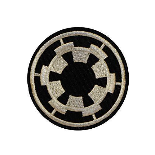 Cobra Tactical Solutions Imperiale Kräfte Star Wars Military Besticktes Patch mit Klettverschluss für Airsoft Paintball Cosplay für Taktische Kleidung Rucksack