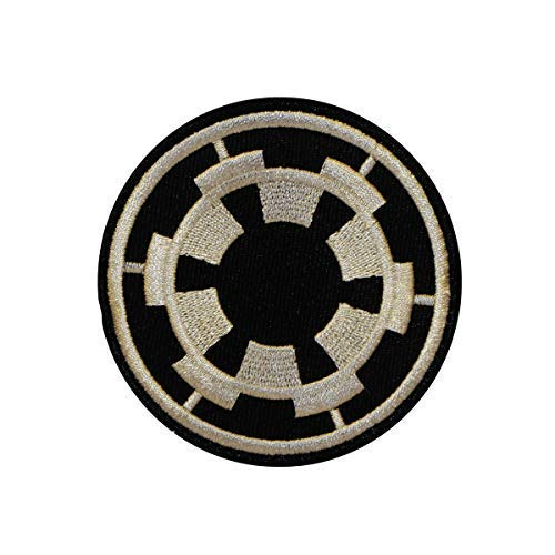 Cobra Tactical Solutions Imperiale Kräfte Star Wars Military Besticktes Patch mit Klettverschluss für Airsoft Paintball Cosplay für Taktische Kleidung Rucksack