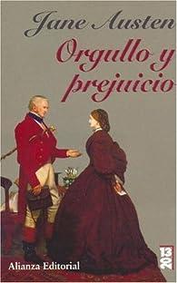 Orgullo y prejuicio ) par Jane Austen