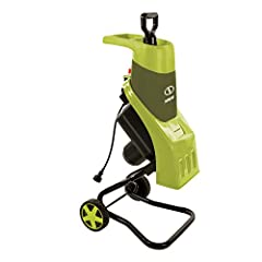 Ideal for turning branches and twigs into nutrient-rich garden mulch Powerful 15 amp motor effectively chips and shreds branches up to 1.5-Inches thick.No Load Speed (rpm):4100 rpm Compact design with 6-inch wheels for easy portability; Sound power l...