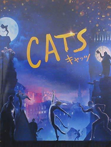 【映画パンフレット】 キャッツ CATS 監督 トム・フーパー キャスト ジェームズ・コーデン、ジュディ・デン...