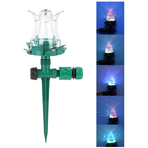 Easy to Install and Use Professional Watering Tool, Water Sprinkler, Electric Power Generation Equipment Garden Watering