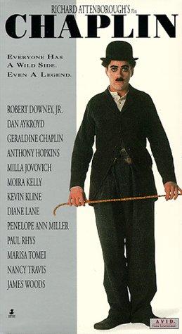 Fita Vhs l Chaplin - Videoteca Caras - Série Ouro 30