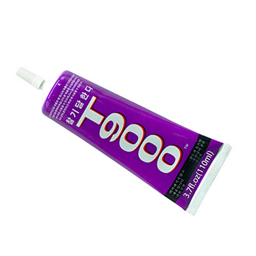 rongweiwang T9000 Transparente líquido de Cola de Gran Alcance sellante Adhesivo de...