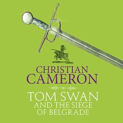 Tom Swan and the Siege of Belgrade cover art